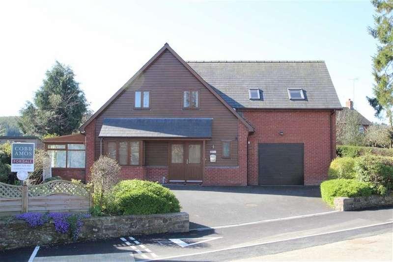 4 Bedrooms Detached House for sale in Green End, Presteigne, Presteigne, Powys
