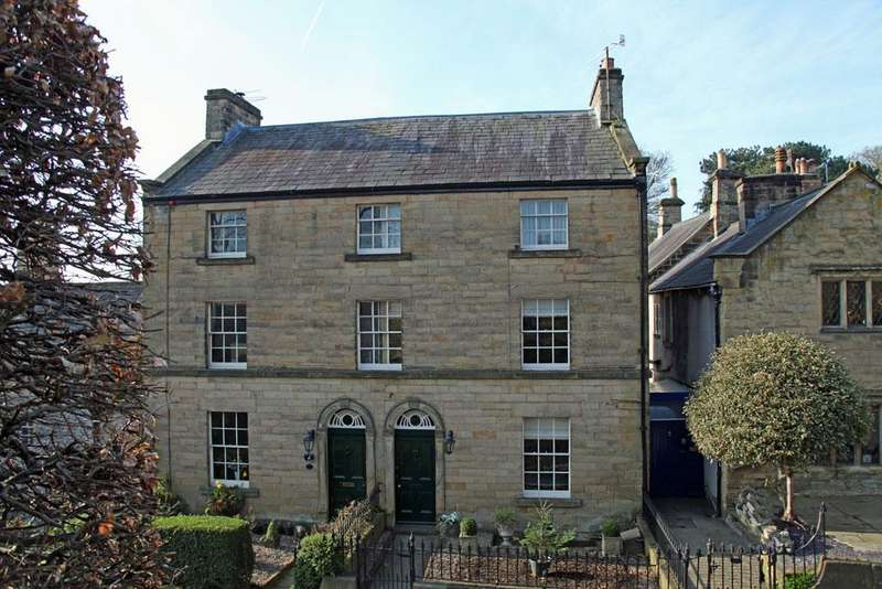 3 Bedrooms Town House for sale in 11 South Church Street, Bakewell, Derbyshire DE45