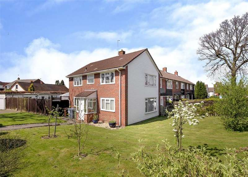 4 Bedrooms End Of Terrace House for sale in Kennel Lane, Bracknell, RG42