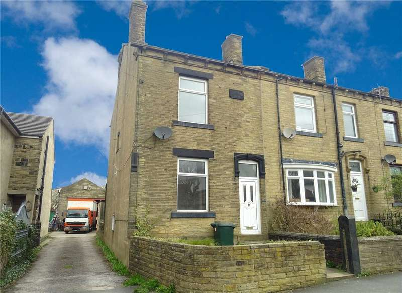4 Bedrooms End Of Terrace House for sale in Shetcliffe Lane, Bradford, West Yorkshire, BD4