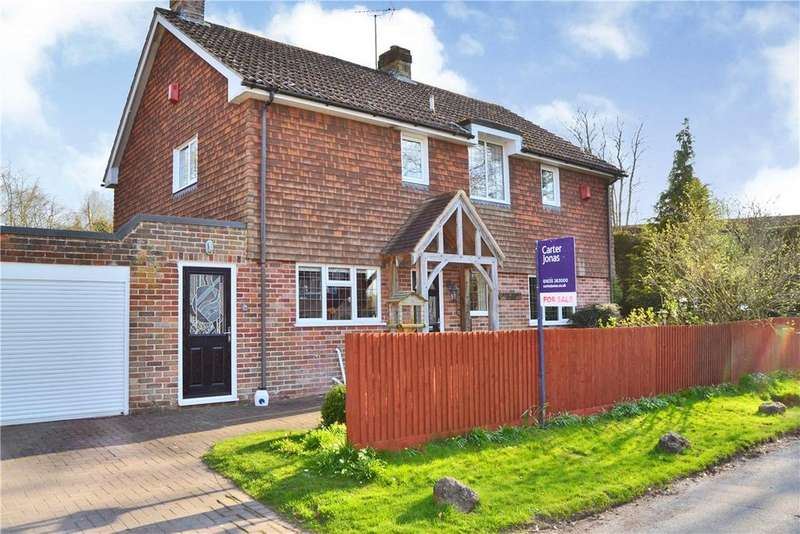 4 Bedrooms Detached House for sale in Olive Branch Cottages, Folly Road, Inkpen, Hungerford, RG17