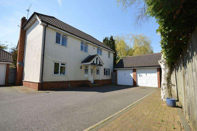 4 Bedrooms Detached House for sale in Houghton Regis