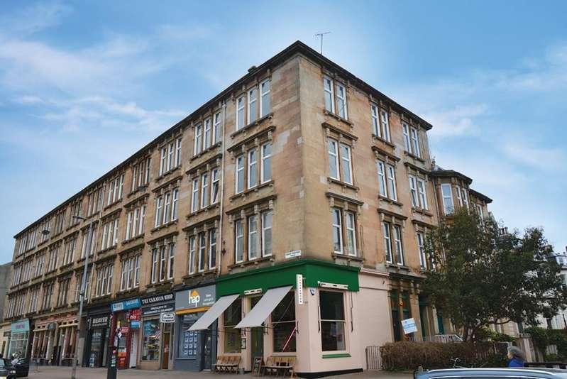 3 Bedrooms Flat for sale in 1 Holyrood Crescent, Kelvinbridge, G20 6HJ