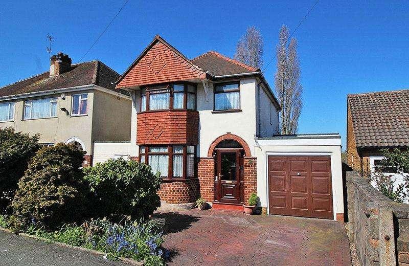 3 Bedrooms Detached House for sale in Mount Road, LANESFIELD, WV4 6NE