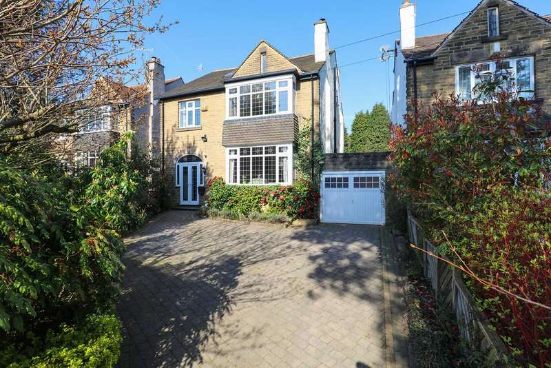 5 Bedrooms Detached House for sale in Abbeydale Road South, Beauchief