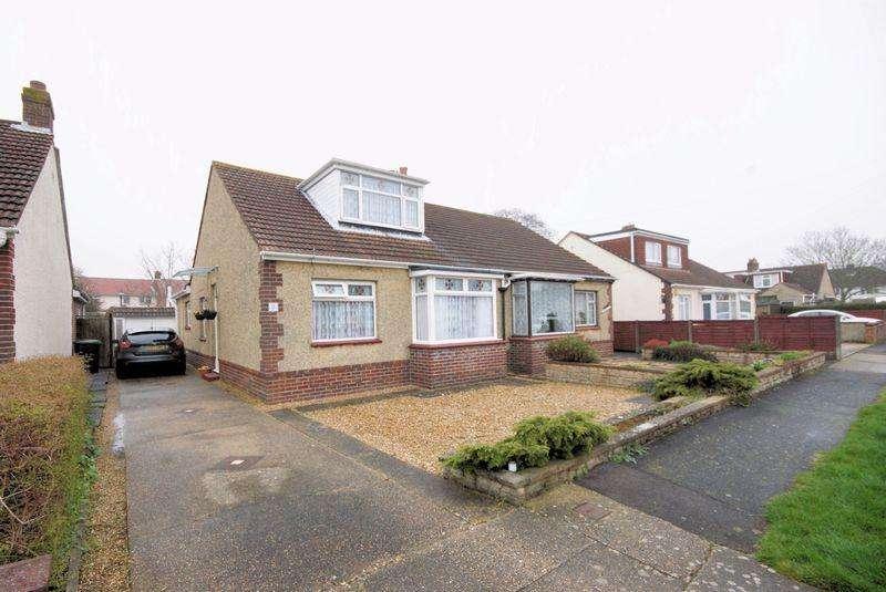 3 Bedrooms Semi Detached House for sale in Gorran Avenue, Gosport