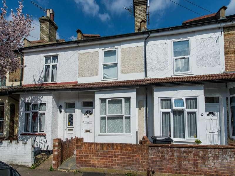 2 Bedrooms Terraced House for sale in Fawcett Road, Croydon