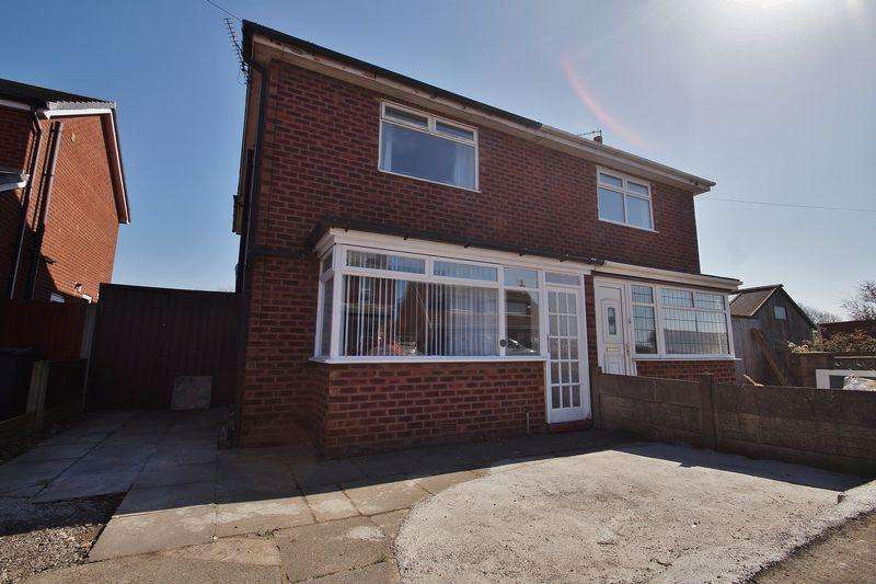 2 Bedrooms Semi Detached House for sale in Banks Road, Banks, Southport