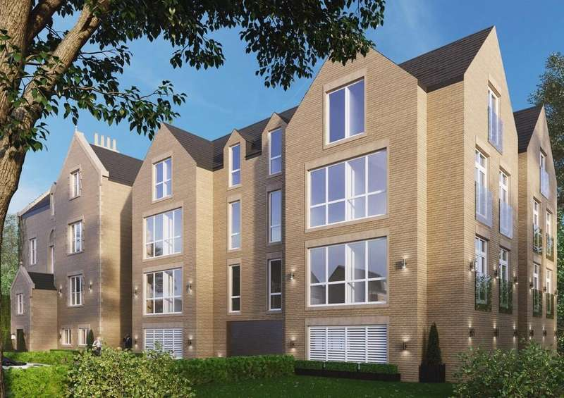 2 Bedrooms Apartment Flat for sale in The Beauchief - New Apartments