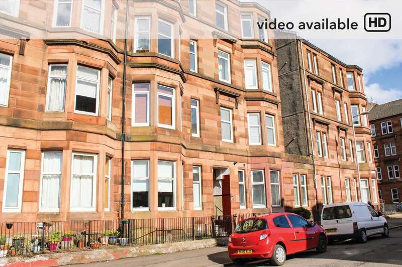 2 Bedrooms Flat for sale in Hotspur Street, FLat 0/2, North Kelvinside, Glasgow, G20 8LP