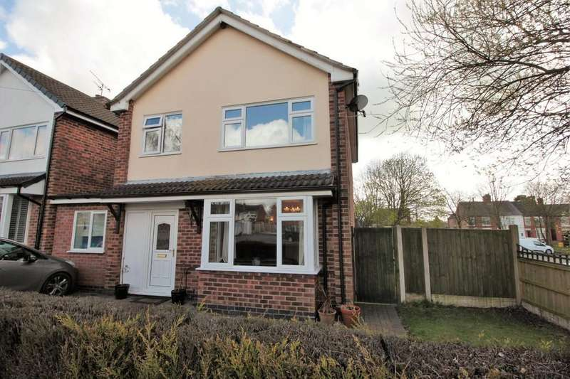 3 Bedrooms Detached House for sale in Avondale Road, Barlestone