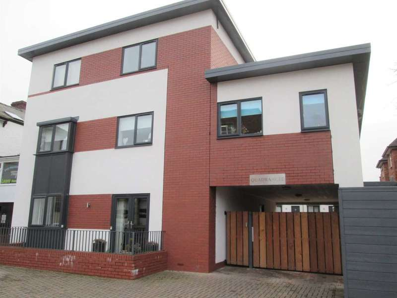 2 Bedrooms Apartment Flat for sale in The Quadrangle, St. Owens Street, Hereford