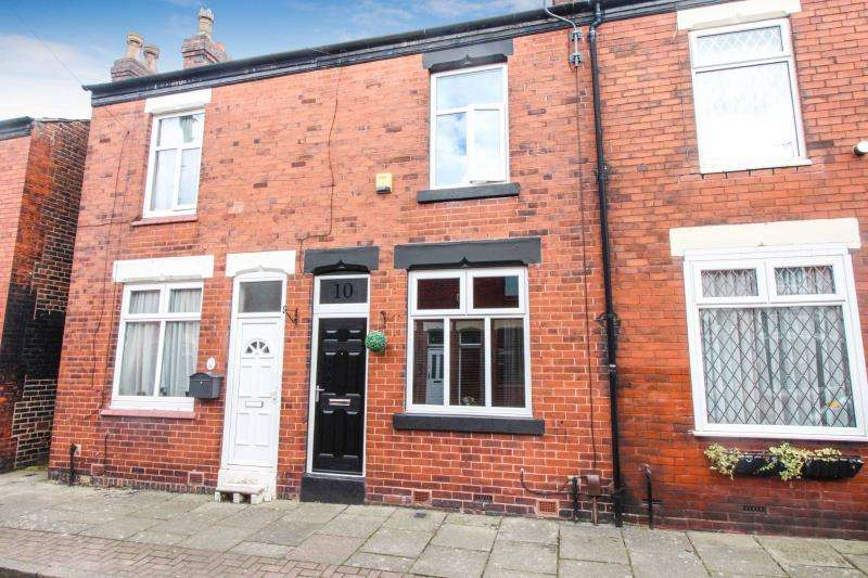 2 Bedrooms Terraced House for sale in Sandown Road, Cheadle Heath