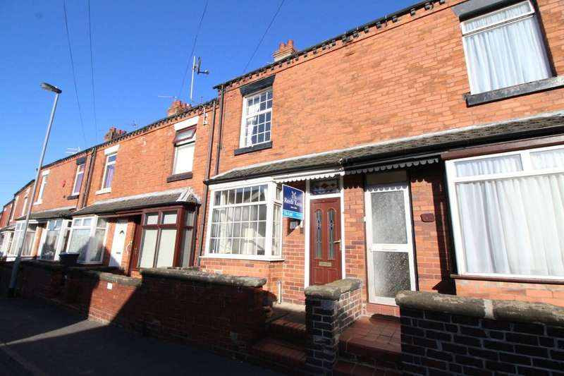 2 Bedrooms Terraced House for rent in John Street, Biddulph, Stoke-On-Trent, ST8