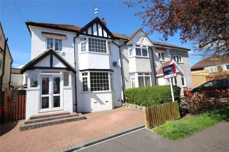 3 Bedrooms Property for sale in Wellington Walk Westbury-on-Trym Bristol BS10