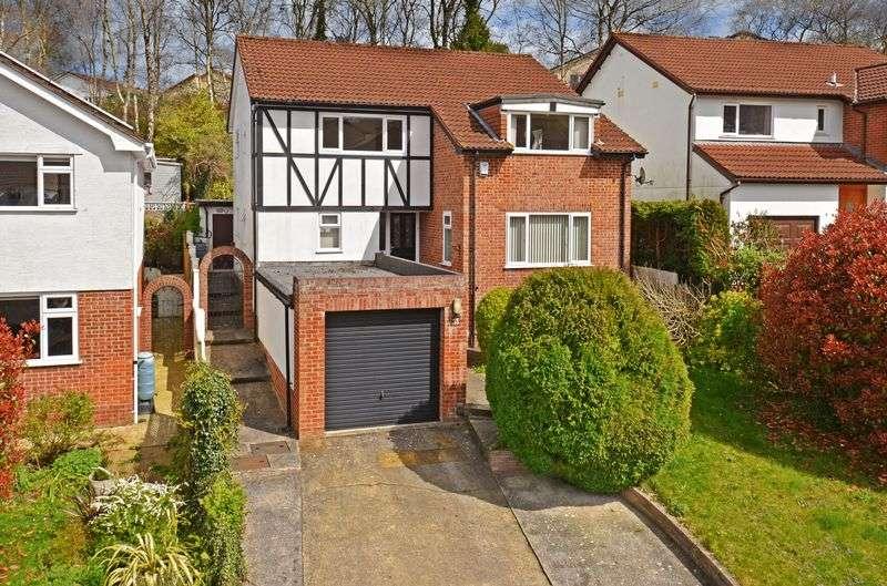 4 Bedrooms Property for sale in Oak Tree Drive, Newton Abbot
