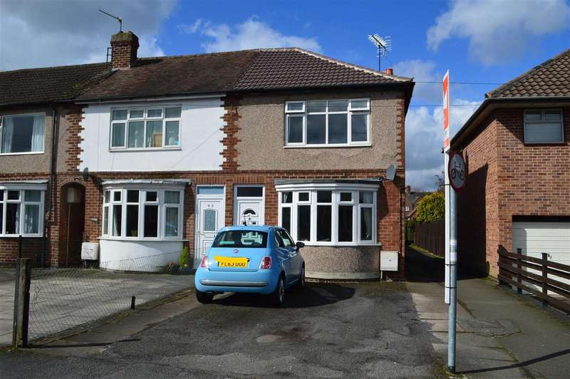 3 Bedrooms Detached House for sale in Whitehouse Avenue, Loughborough