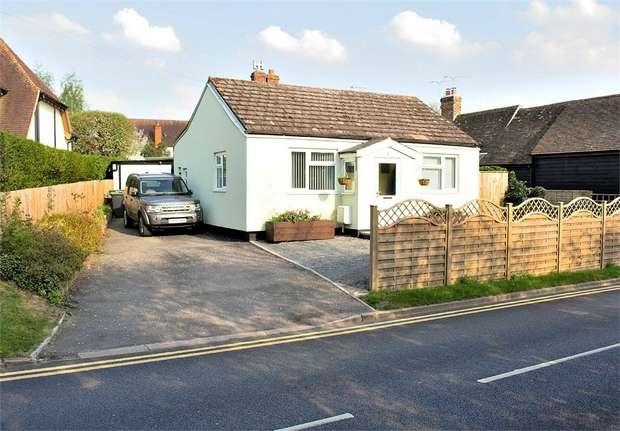 2 Bedrooms Detached Bungalow for sale in Great Dunmow, Essex