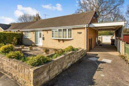3 Bedrooms Bungalow for sale in Milldale Close, Chesterfield, Derbyshire