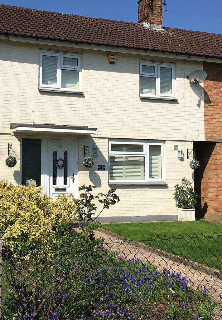 2 Bedrooms Terraced House for sale in Fairfolds, Garston , Watford