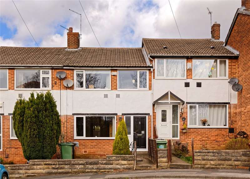 3 Bedrooms Terraced House for sale in Somerdale Gardens, Leeds, West Yorkshire, LS13