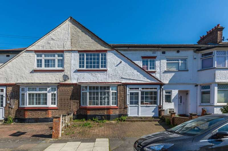 3 Bedrooms House for sale in Garden Avenue, Mitcham, CR4