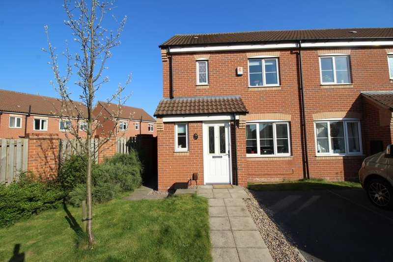 3 Bedrooms Detached House for sale in Aidans Close, Doncaster, DN2