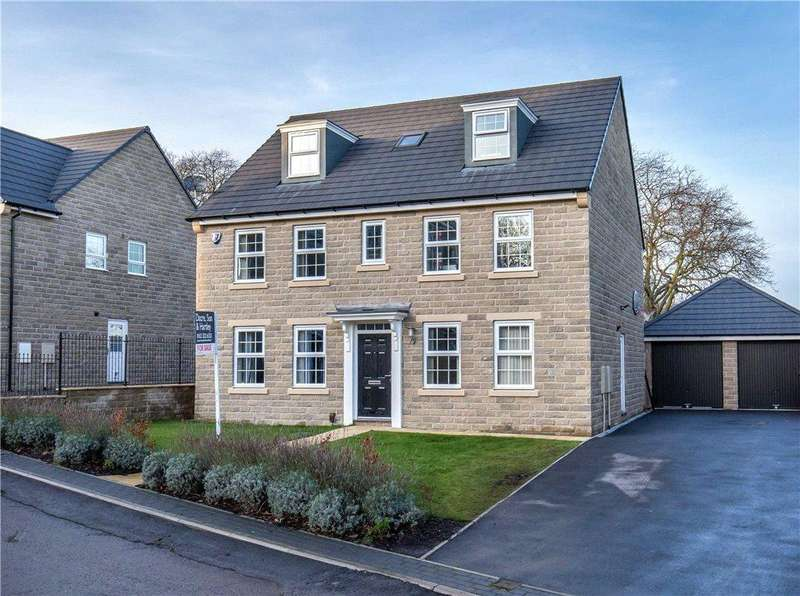 5 Bedrooms Detached House for rent in St Matthews Close, Lightcliffe, Halifax, West Yorkshire
