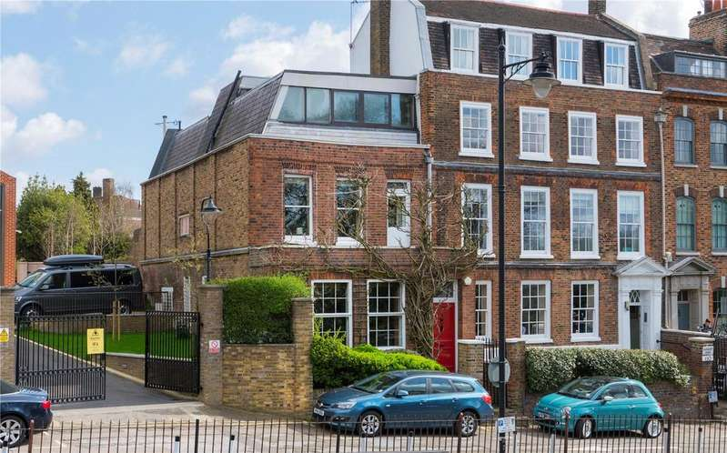 5 Bedrooms Semi Detached House for sale in Highgate Hill, Highgate, London, N6