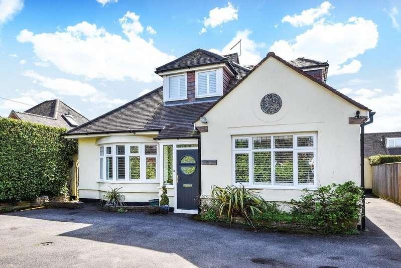 4 Bedrooms Chalet House for sale in Wimborne Road East, Ferndown