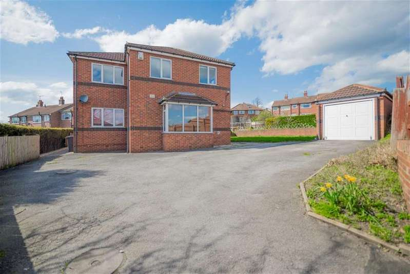 4 Bedrooms Detached House for sale in Kellett Terrace, Wortley, Leeds, West Yorkshire, LS12