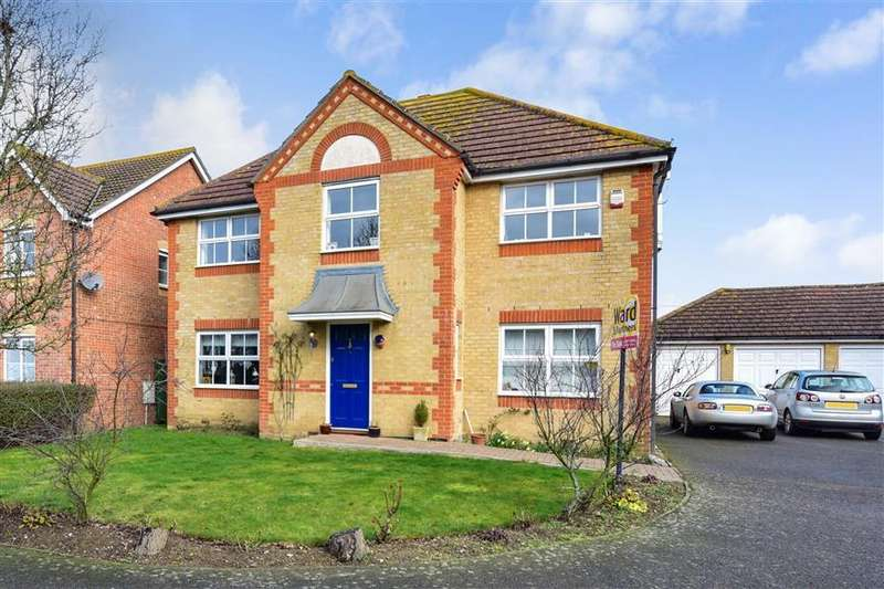 4 Bedrooms Detached House for sale in Ladysmith Grove, Seasalter, Whitstable, Kent