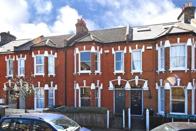 4 Bedrooms Terraced House for sale in Gabriel Street SE23