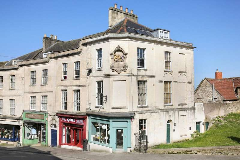 2 Bedrooms Flat for sale in Bath Street, Frome