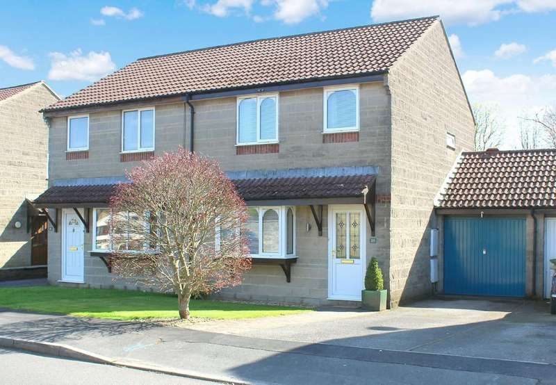 3 Bedrooms Semi Detached House for sale in Hyatt Place, Shepton Mallet