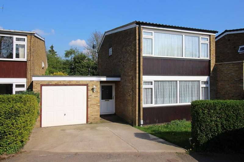 3 Bedrooms Detached House for sale in Thrush Avenue, Hatfield, AL10