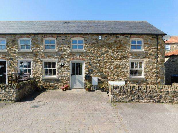 3 Bedrooms Semi Detached House for sale in THE HOLT, SHERBURN HOUSE, DURHAM CITY