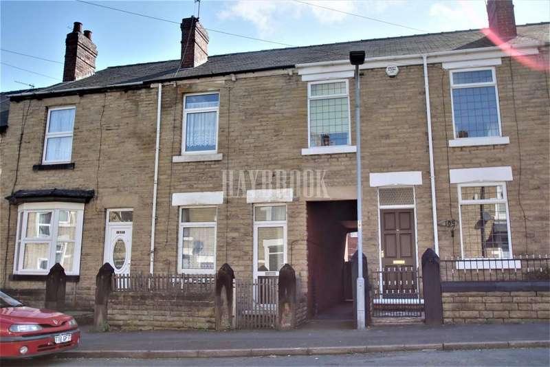 3 Bedrooms Terraced House for sale in Beech Road, Wath upon Dearne