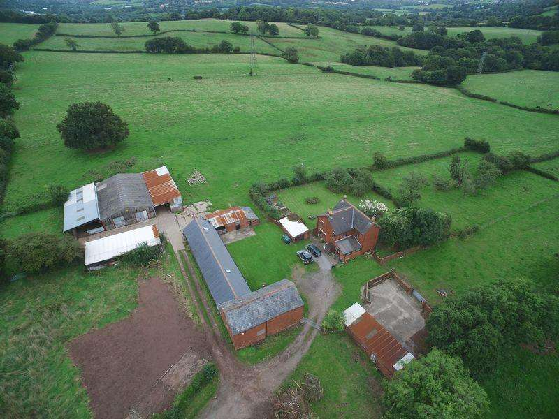 4 Bedrooms House for sale in Cefn Perthy Farmhouse Barns, Coed Eva, Cwmbran