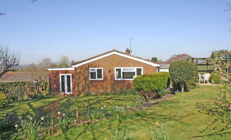 3 Bedrooms Detached Bungalow for sale in Tyes Orchard, Plymtree