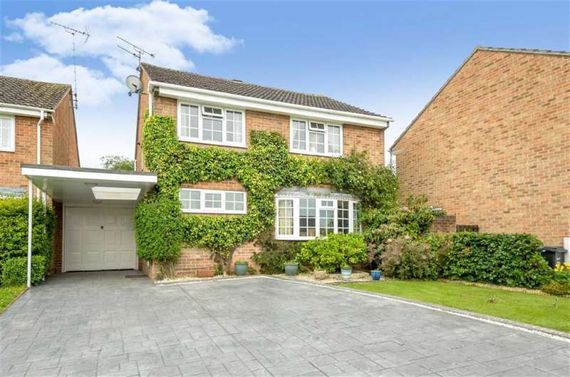 4 Bedrooms Link Detached House for sale in Elm Road, Faringdon, Oxfordshire
