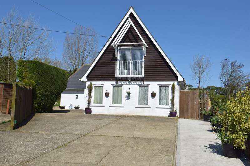 4 Bedrooms Detached House for sale in Lower Lees Road, Old Wives Lees, Canterbury