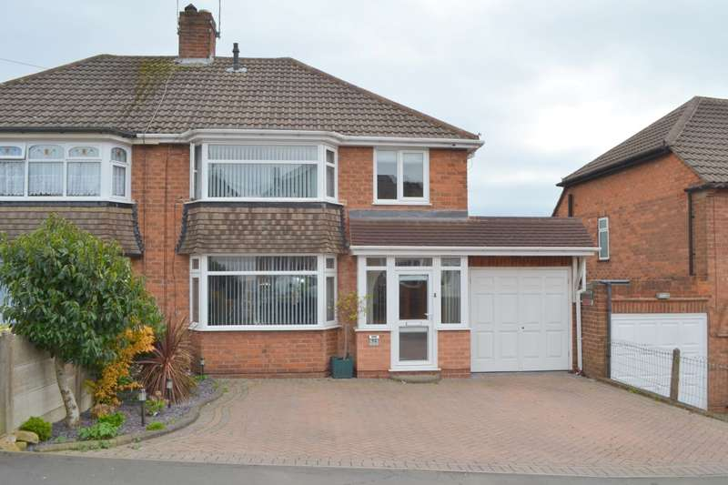 3 Bedrooms Semi Detached House for sale in Elmdale Road, Bilston, WV14