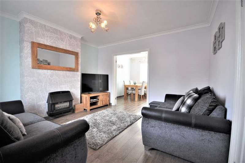 3 Bedrooms Semi Detached House for sale in Grizedale Crescent, Ribbleton, Preston, Lancashire, PR2 6JR