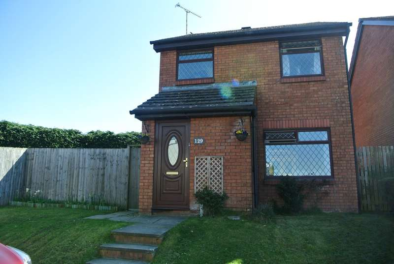 3 Bedrooms Detached House for sale in Chester Close, New Inn, Pontypool, NP4