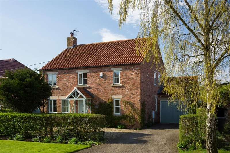 3 Bedrooms Cottage House for sale in Milton Cottage, Crambe, York, YO60 7JR