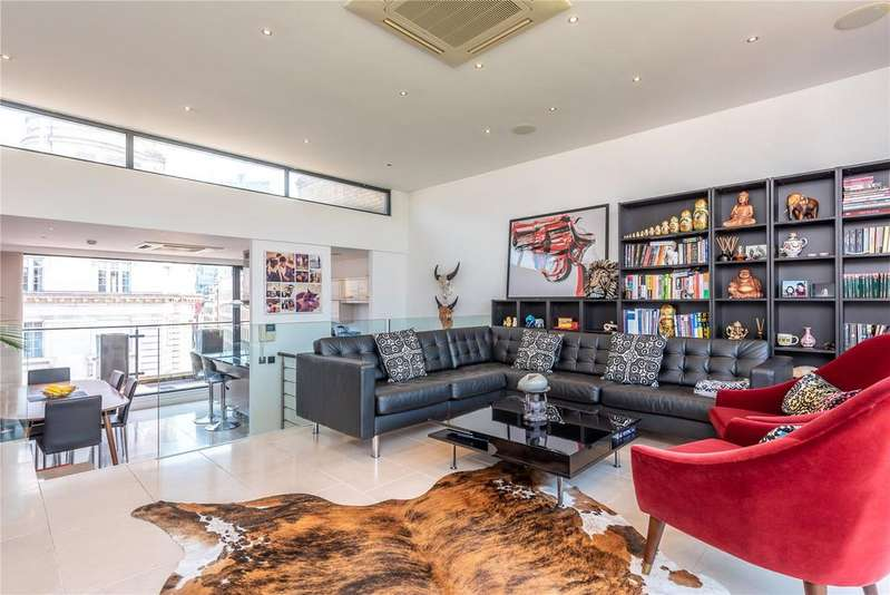 2 Bedrooms Penthouse Flat for sale in Westview Apartments, 18 City Road, Old Street, London, EC1Y
