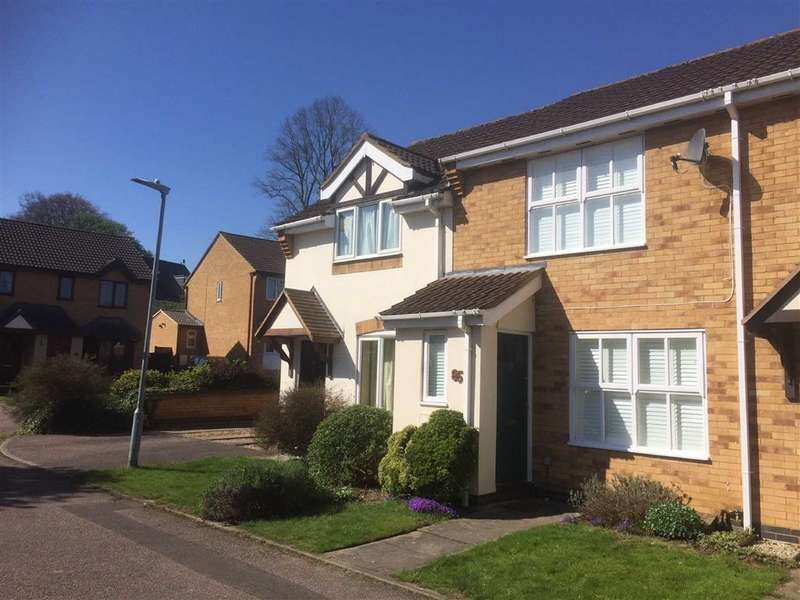 2 Bedrooms Terraced House for sale in Symonds Road, Hitchin, SG5
