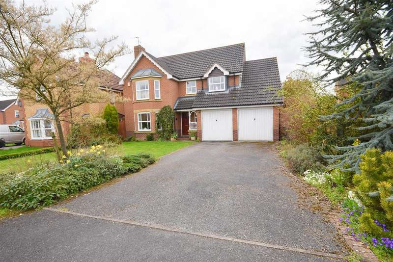 4 Bedrooms Detached House for sale in Esk Hause Close, West Bridgford, Nottingham