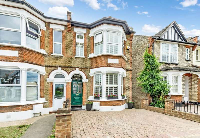5 Bedrooms Semi Detached House for sale in Wellington Road, Wanstead